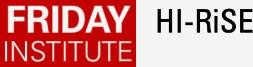 Data Literacy - Friday Institute logo