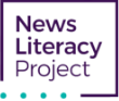 Data Literacy - News Literacy Project logo